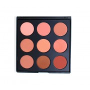 باليت بلاشر 9N مورف ناتشورال  THE NATURALLY BLUSHED PALETTE 9N