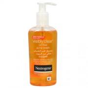 غسول نايتروجينا لحب الشباب تركيبة مطورة Neutrogena Visibly Clear Oil Free Acne-Wash - 200ml