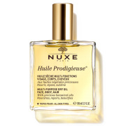 زيت نيكوس للشعر و البشرة و الجسم Nuxe Huile Prodigieuse Multi-Purpose Dry Oil Limited Edition 100ml