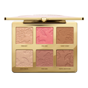 باليت تو فيسد ناتشرال فيس NATURAL FACE / HIGHLIGHT, BLUSH, AND BRONZING VEIL FACE PALETTE