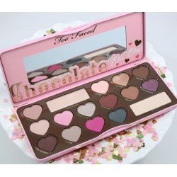 باليت تو فيسد شوكليت بون بونس CHOCOLATE BON BONS EYE SHADOW COLLECTION