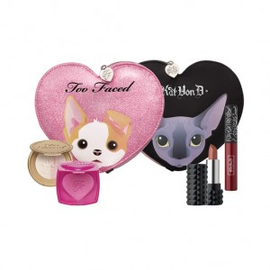 مجموعة توفيسد BETTER TOGETHER CHEEK & LIP MAKEUP BAG SET