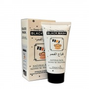 فوكس قناع الفحم للتبيض والتنظيف العميق VOOX BLACK MASK DEEP CLEANSING