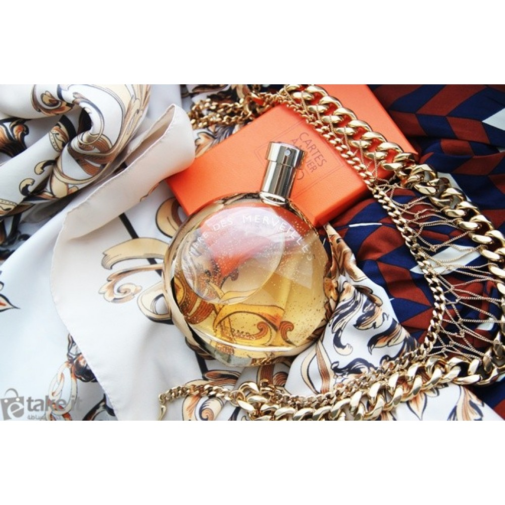 c596f4d12 ... عطر لامبر ديز مرفيل هيرميس100 مل L'Ambre des Merveilles Hermes for women  and men
