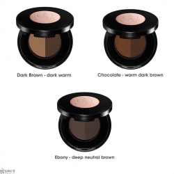 بودرة حواجب انستازيا Anastasia Beverly Hills Duo Brow Powder