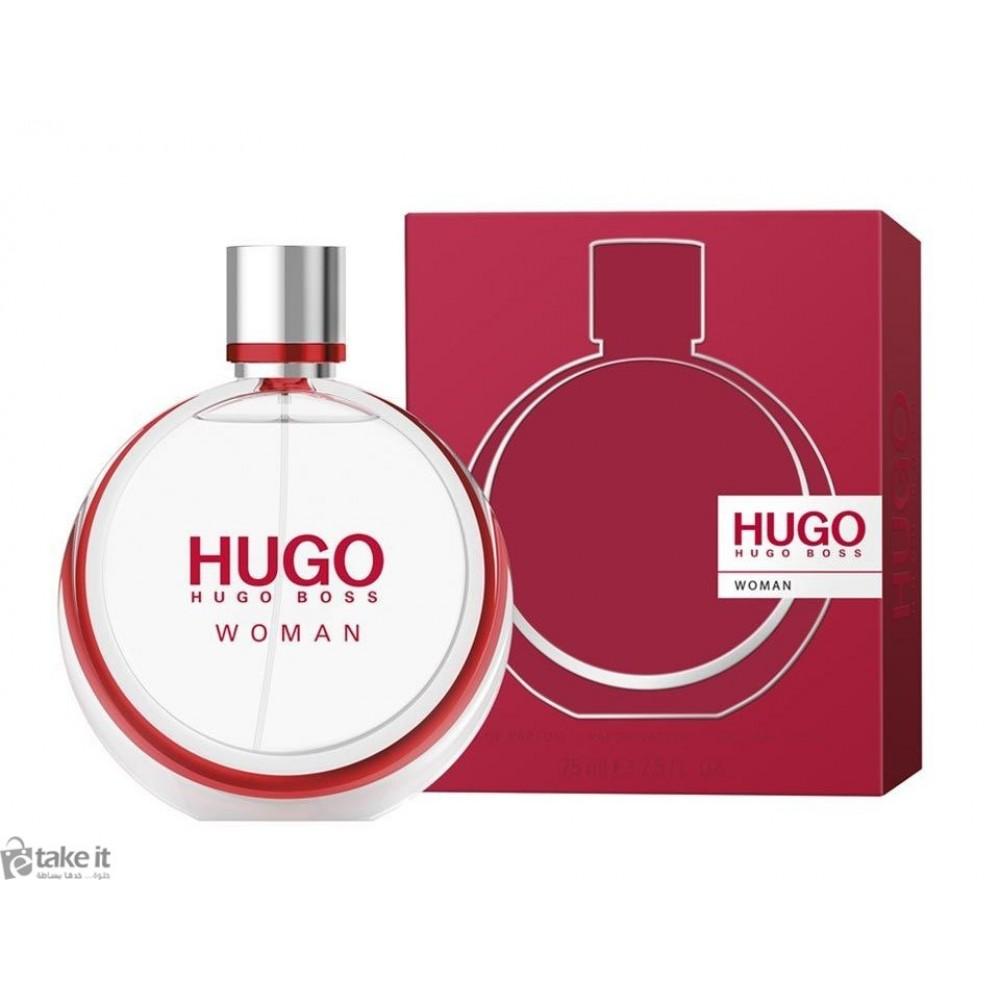 22e4713f3 ... عطر هوجو أو دو برفوم من هوجو بوس للنساء 75مل Hugo Woman Eau de Parfum  Hugo