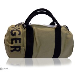 حقيبة من ماركة تومي tommy hilfiger mini duffle bag - Light Brown