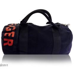 حقيبة من ماركة تومي tommy hilfiger mini duffle bag - Dark Blue