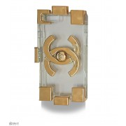 كفر جوال شانيل ذهبي iPhone 6