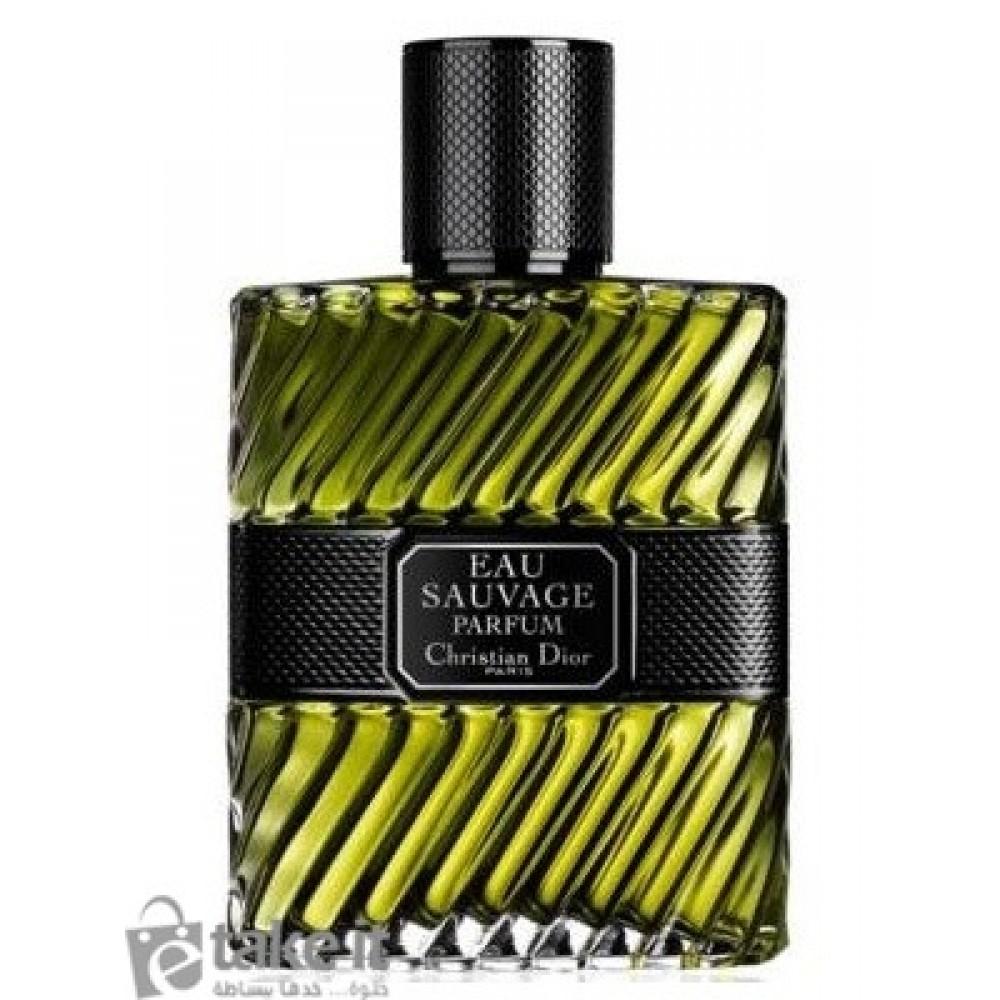 3c2145c48 SR 695-عطر-Dior-عطر اي دي سايفجي رجالي 100مل Eau Sauvage Parfum Dior ...