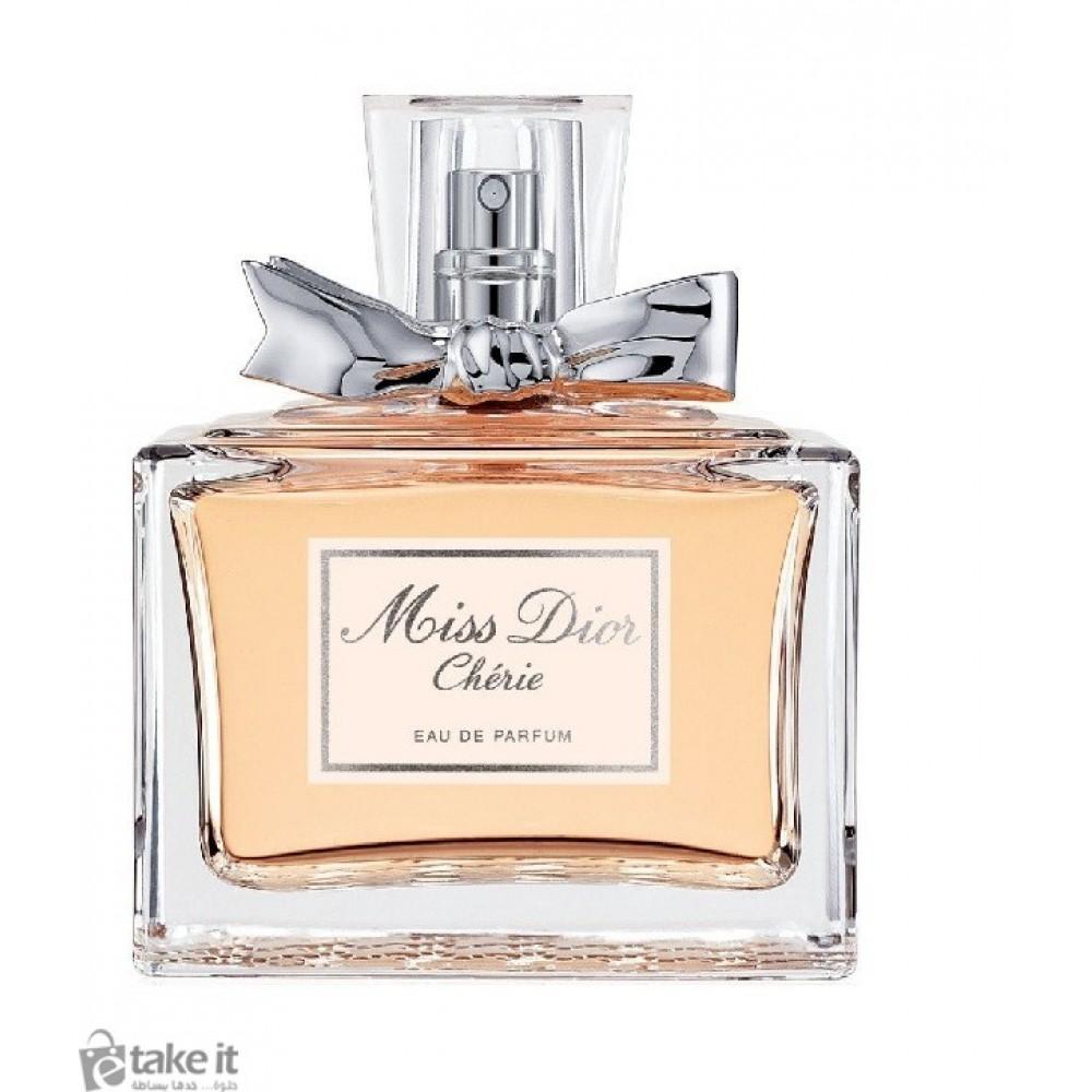 72f01f9f3 عطر ميس ديور شري من كريسيان ديور للنساء 100مل Miss Dior Cherie Christian  Dior for women