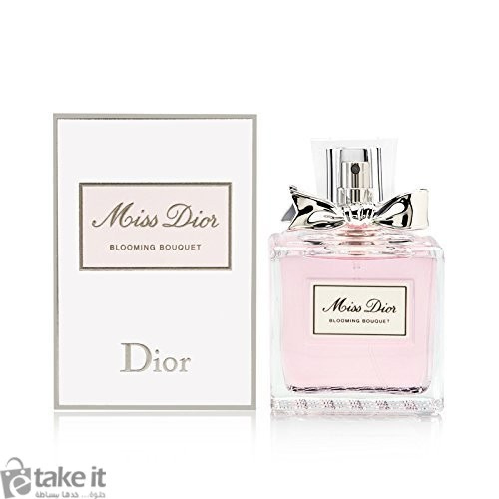 755cf0e07 ... عطر مس ديور بلومينج بوكيت للنساء من كريستيان ديور 100مل Miss Dior  Blooming Bouquet Christian Dior