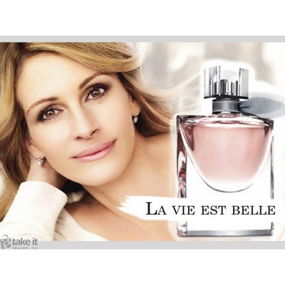 14b08f715 ... عطر لي في ايست بيلا من لانكوم باريس نسائي 50 مل La Vie Est Belle Lancome  ...
