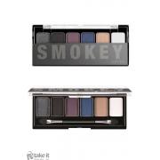علبة ظلال عيون سموكي من ماركة نيكس NYX Smokey Shadow Palette  TSS01