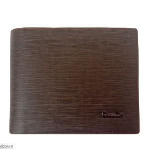 محفظة رجالية جلد بني من تصميم بيدينج باو pidengbao Walla