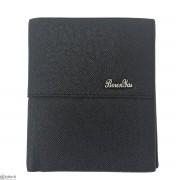 محفظة رجالية جلد رمادي من تصميم بورينياس Borenyas Wallet