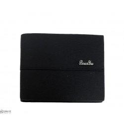 محفظة رجالية من تصميم بورينياس بثلاث ألوان borenyas wallet