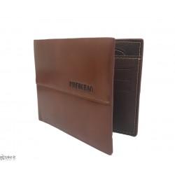 محفظة رجالية من تصميم بيدينج باو بلونين pidengbao Walla
