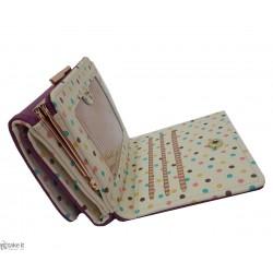 محفظة نسائية من ساميلون بلونين samilon wallet