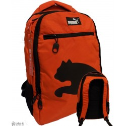حقيبة ظهر من بوما Puma Backpack Medim - orange